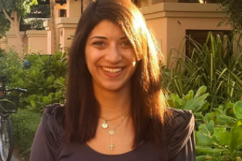 Photo of Nay Chehab, Program Analyst, Office of Energy Efficiency and Renewable Energy