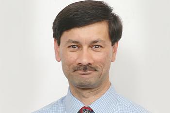 Photo of Zia Haq, Senior Analyst and Defense Production Act Coordinator, Bioenergy Technologies Office