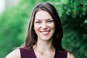 Photo of Marissa Newhall, Former Director of Digital Strategy and Communications