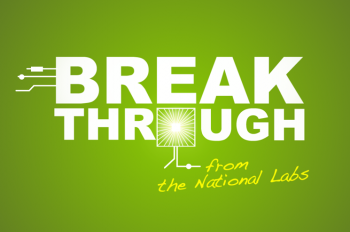 """The Lab Breakthroughs series brings together video produced by each of the National Labs about their innovations and discoveries, and a Q&A with a project researcher about how they affect Americans. Here you can view the latest Q&As weekly, or view the <a href=""""http://www.youtube.com/playlist?list=PL2C4A336D8734B59D"""">full playlist</a> on our YouTube page."""