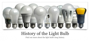 """From the incandescent to CFLs to LEDs, we're exploring the <a href=""""/node/772396"""">long history of the light bulb</a> and how it led to new technology breakthroughs that are helping consumers save money on their energy bills."""