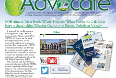 January 2018 Advocate cover story