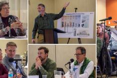 The ICP CAB met on February 21, 2018 in Idaho Falls, Idaho