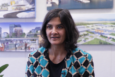 photo of Dr. Rita Baranwal
