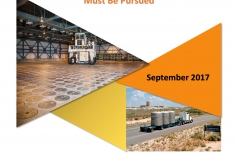 ECA report on waste disposition