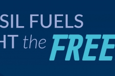 Fossil Fuels Fight the Freeze Infographic Header