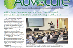 January 2019 Advocate front page