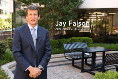 Jay Faison, founder of ClearPath