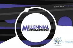 Millennial Nuclear Caucus banner