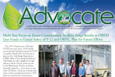 ORSSAB Advocate issue April 2018