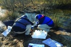 Oak Ridge Groundwater Sampling