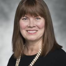 Photo of Carol Battershell, Principal Deputy Director