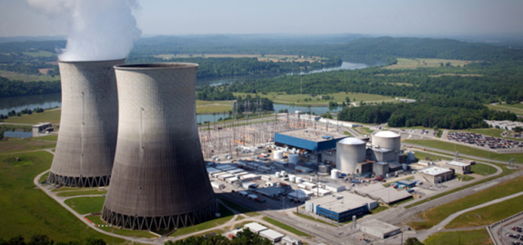 TVA Watts Bar Nuclear Power Plant | Photo courtesy of Tennessee Valley Authority