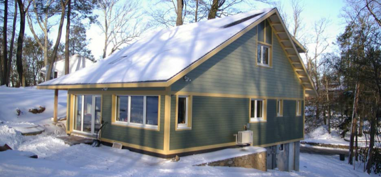 DOE Zero Energy Ready Home Case Study: BPC Green Builders, Danbury, CT