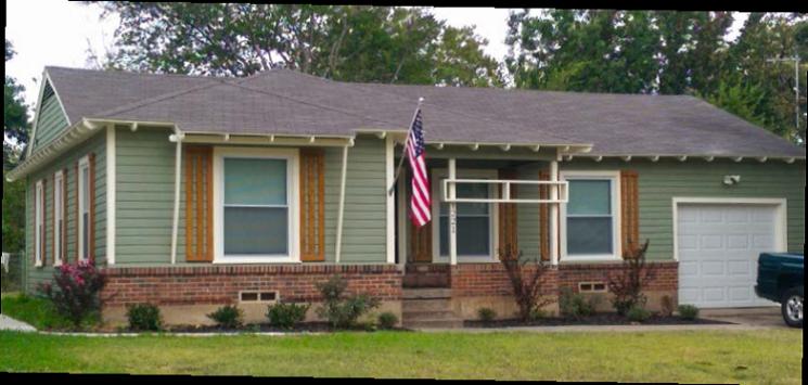 DOE Zero Energy Ready Home Case Study: Green Extreme Homes & Carl Franklin Homes, Garland, TX