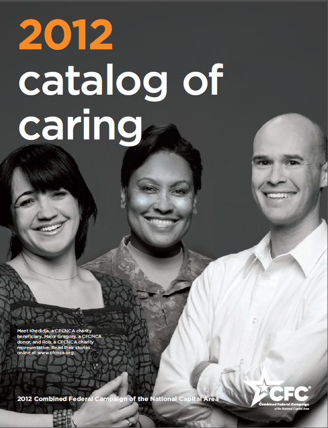 2012 CFCNCA Catalog of Caring
