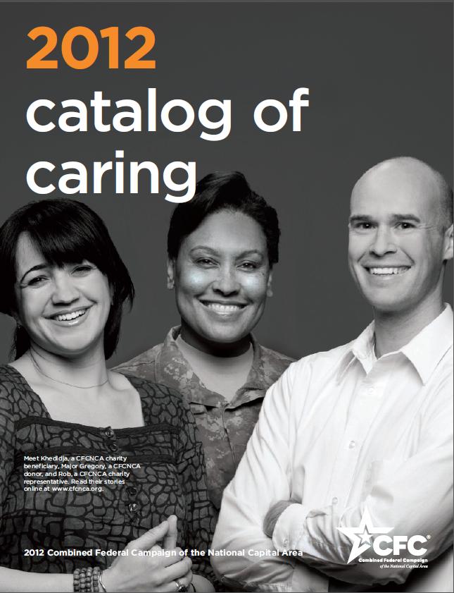 2012 CFCNCA Catalog of Caring