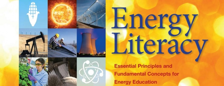 Get a Free Copy of the Energy Literacy Framework