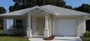 DOE Zero Energy Ready Home Case Study: Habitat for Humanity South Sarasota County, Nokomis, FL