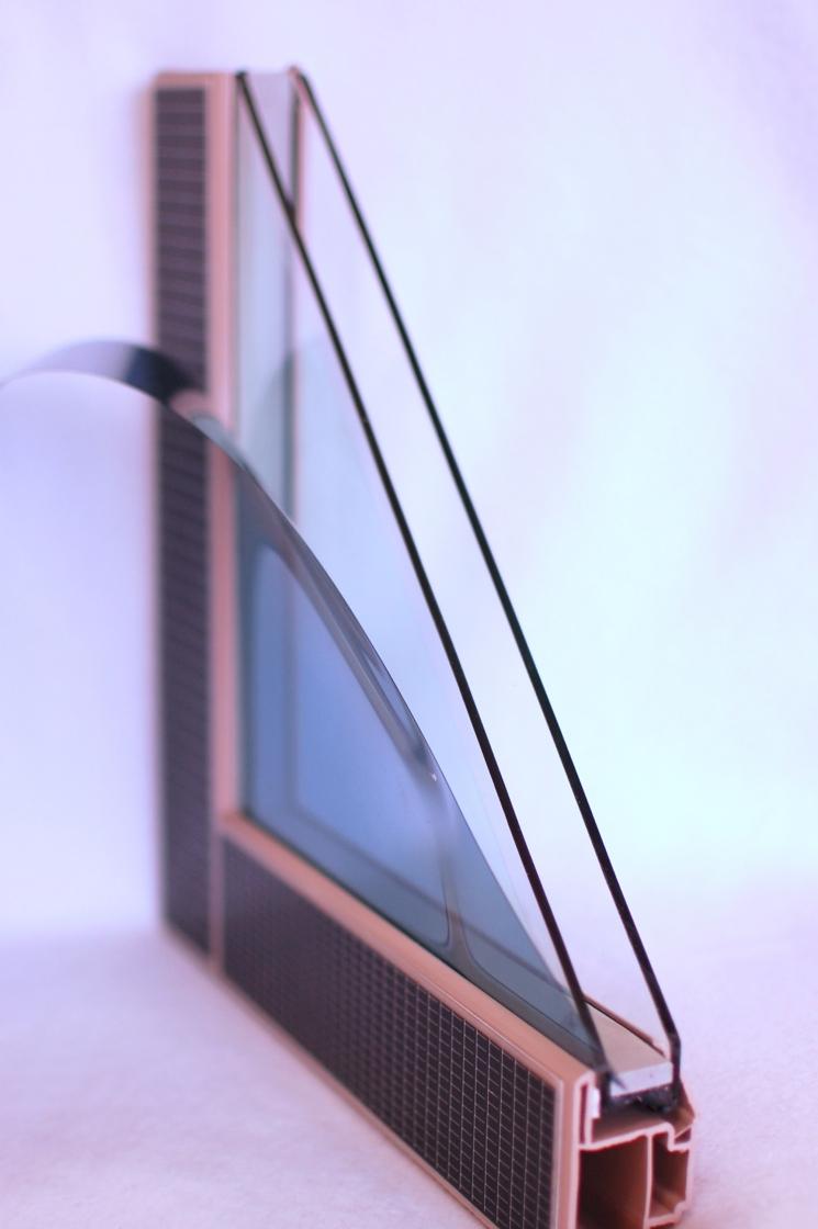 ITN's window film retrofit. Credit: ITN Energy Systems