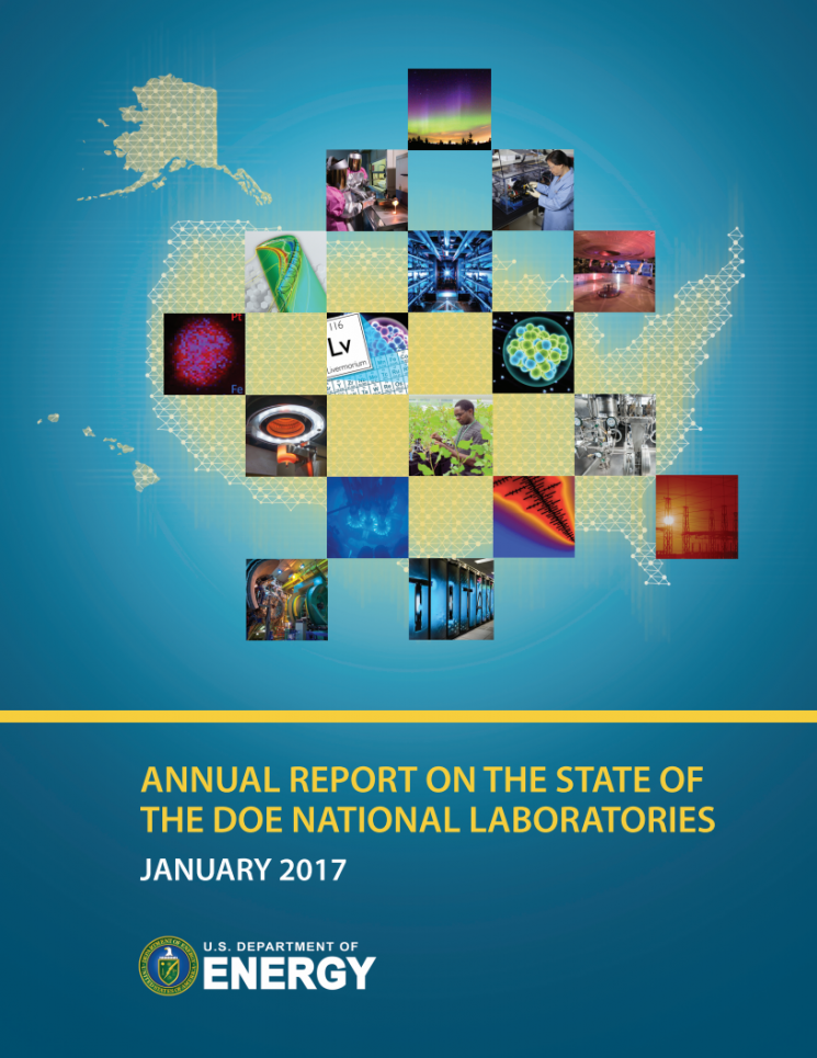 Annual Report on the State of the DOE National Laboratories