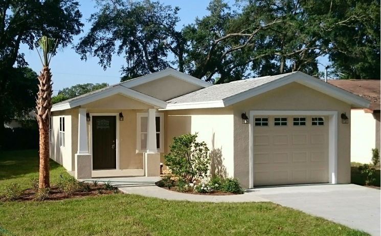 DOE Zero Energy Ready Home Case Study: Sunroc Builders, Bates Avenue, Lakeland, FL