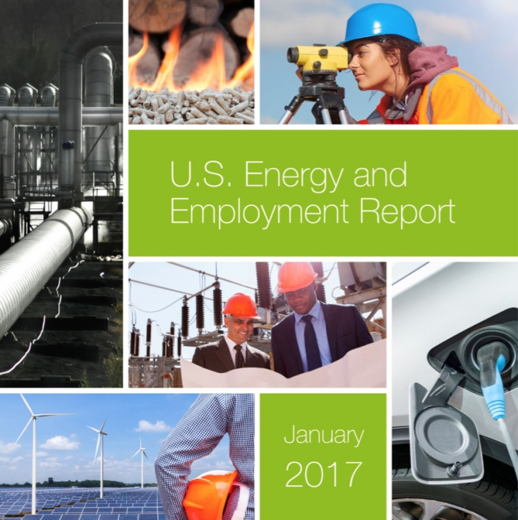 Trump Taxes Solar: 2017 U.S. Energy And Employment Report
