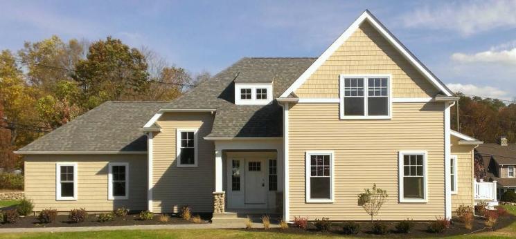 DOE Zero Energy Ready Home Case Study: Brookside Development, Derby, CT