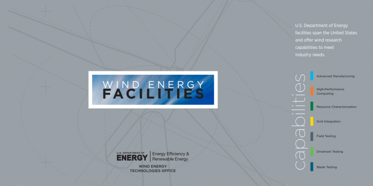 U.S. Department of Energy Wind Energy Facilities Book
