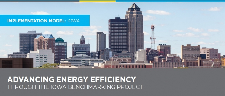 Advancing Energy Efficiency in States: State of Iowa Implementation Model