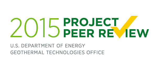 2015 Peer Review Report -- Geothermal Technologies Office