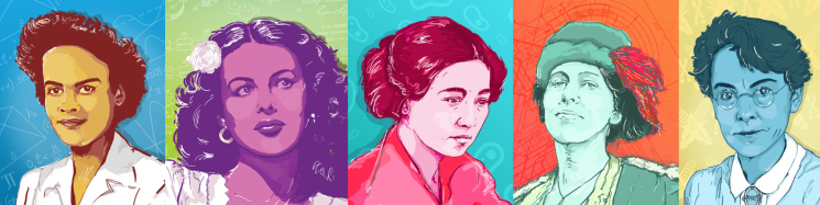 Women in STEM Posters, Series Two