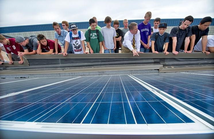 Brighter Future: A Study on Solar in U.S. Schools