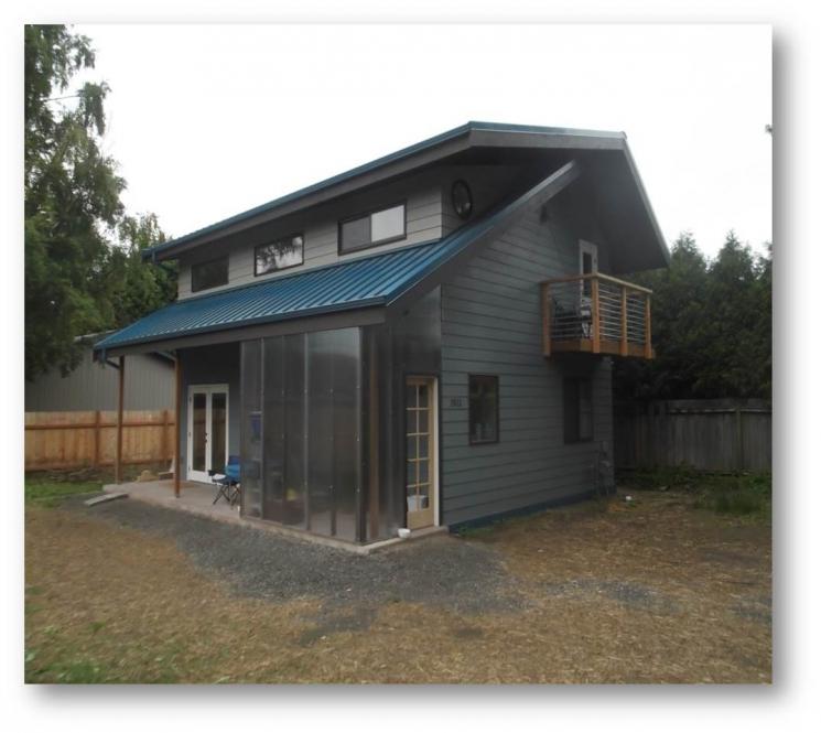 DOE Zero Energy Ready Home Case Study: TC Legend Homes, Bellingham, WA