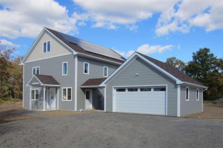 DOE Zero Energy Ready Home Case Study: Greenhill Contracting, New Paltz, NY