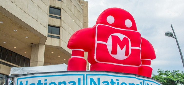 AMO Kicks Off Week of Making with Participation in 2nd Annual Maker Faire