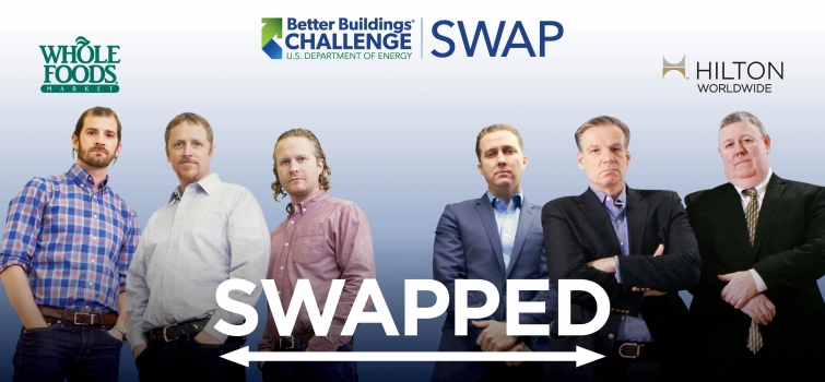 Check out the Better Buildings SWAP Challenge featuring Whole Foods Market and Hilton Worldwide
