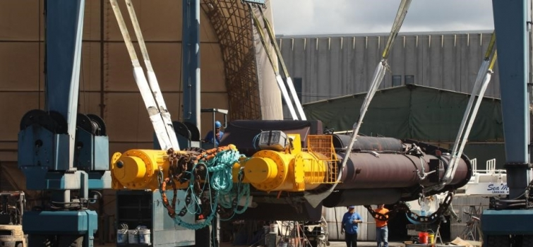 Ten Research Projects in Wave and Tidal Energy to Boost Industry