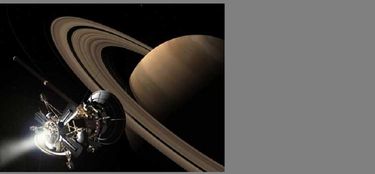July 1, 2004: Cassini-Huygena spacecraft goes into orbit around Saturn