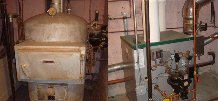 Furnaces and Boilers