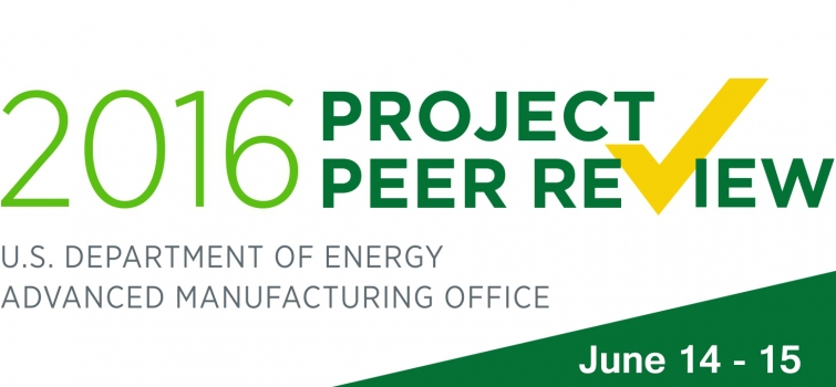 AMO Announces 2016 Project Peer Review Meeting