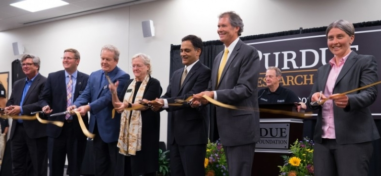 AMO's Kelly Visconti Joins Ribbon Cutting of $50 million Indiana Manufacturing Institute
