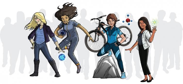 Girls of Energy