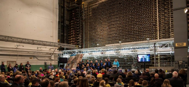 November 11-12, 2015: Opening the Manhattan Project National Historical Park