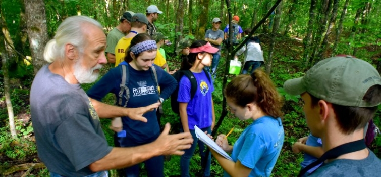 OREM supports local program fostering the next generation of environmental stewards