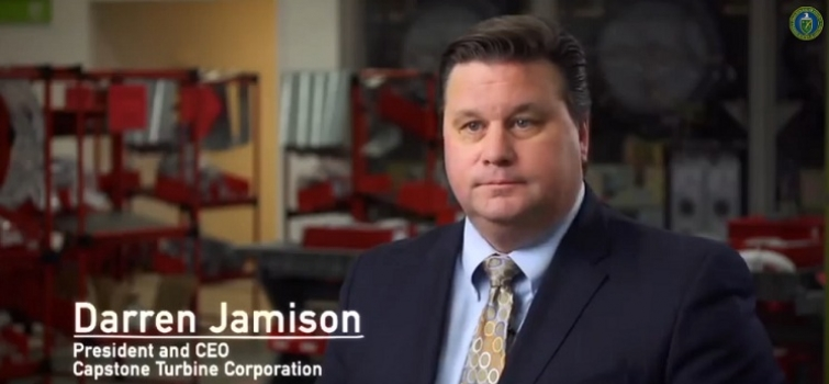 Success Story: Capstone Turbine Corporation