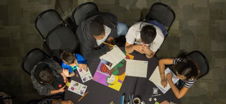 STEM Mentoring Café in Chicago, IL