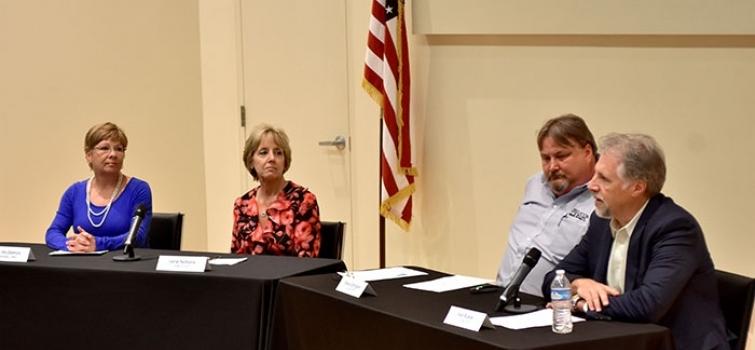Community Meeting Focuses on Enabling Future Missions in Oak Ridge