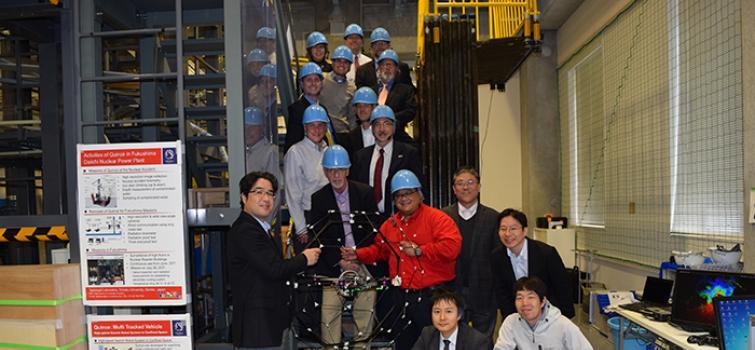 EM Brings Unique Nuclear Niche to Robotics Expo
