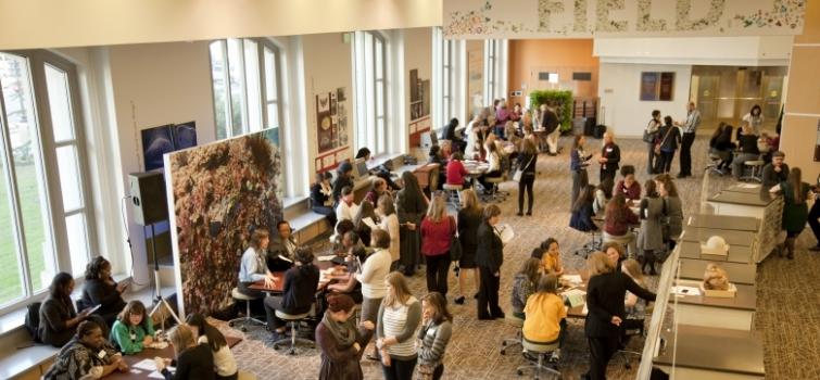 STEM Mentoring Café in Washington, DC